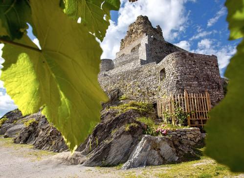 Old Castle in Smlednik